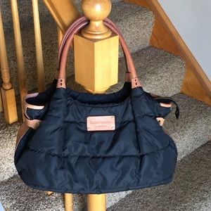 💯Kate Spade puffer Bag